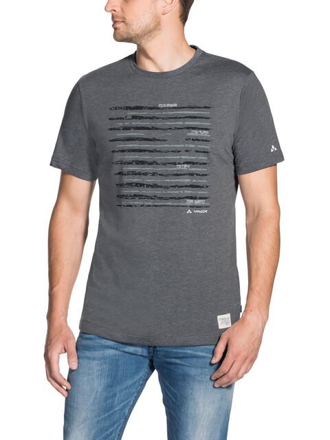 VAUDE Padum III T-Shirt Herrer grå